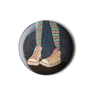 Shoes Pocket Mirror - Zoi-Zoi