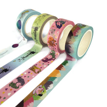Load image into Gallery viewer, Washi Tape Set - Zoi-Zoi