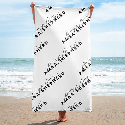 Amba Shepherd Beach Towel