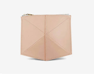 Monedero Wallet Fold nude