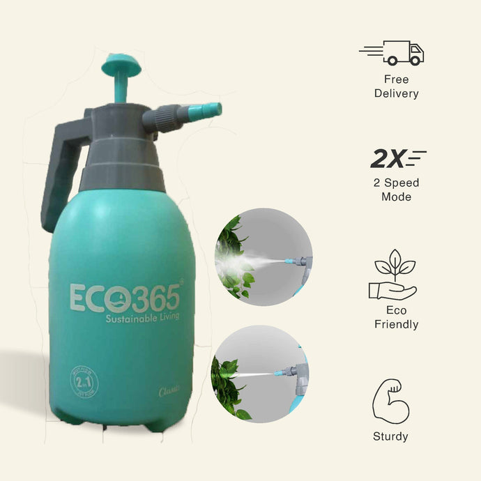 Water Spray Bottle 2L for Gardening - Leafy Island