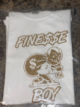 Load image into Gallery viewer, Finesse boy T shirts
