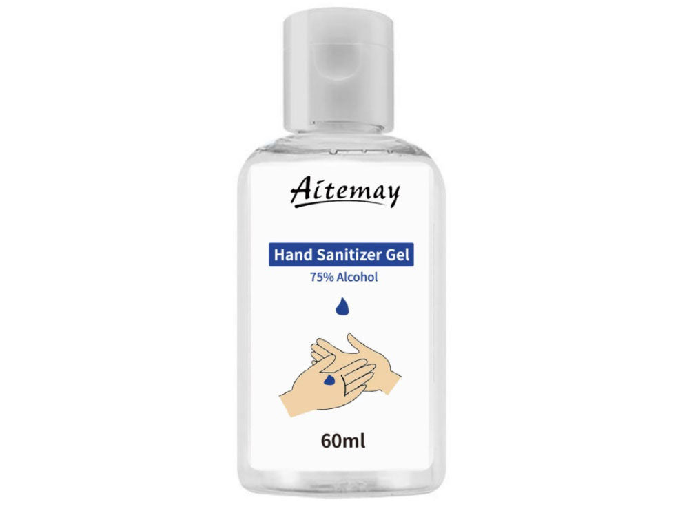 60ml Hand Sanitizer (5 Pack)