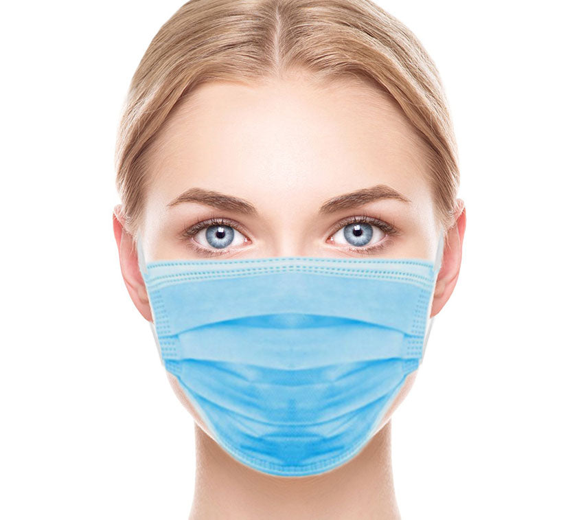 Wholesale Disposable 3ply Masks