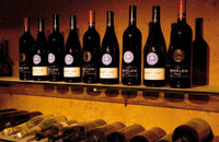 Marklew Family Wines Cellar with wines dating back to 1980's