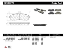 Load image into Gallery viewer, StopTech Performance 87-92 MK3 Supra Rear Brake Pads