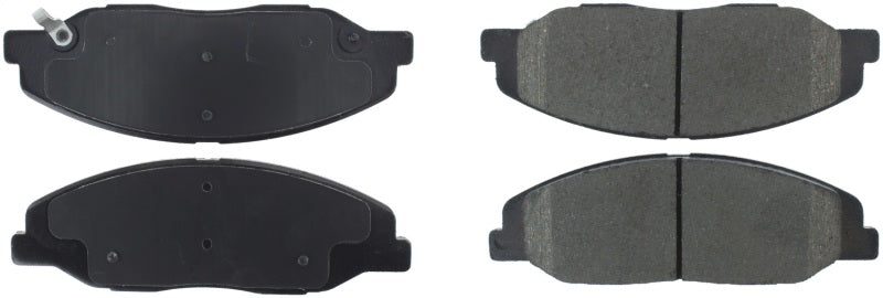 StopTech 08-14 Cadillac CTS Street Performance Front Brake Pads