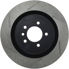 Load image into Gallery viewer, StopTech 13-17 Land Rover Range Rover Slotted Rear Right Sport Brake Rotor