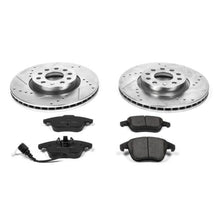 Load image into Gallery viewer, Power Stop 15-18 Audi Q3 Front Z23 Evolution Sport Brake Kit