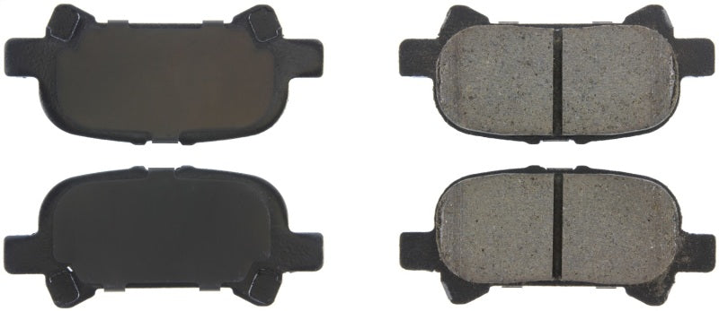 StopTech 02-06 Toyota Camry Street Performance Rear Brake Pads