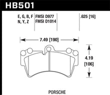 Load image into Gallery viewer, Hawk 07-15 Audi Q7 Base / Premium HP+ Compound Front Brake Pads