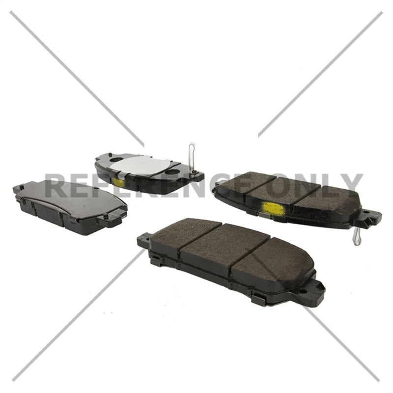 StopTech Sport Performance 13-17 Honda Accord Front Brake Pads