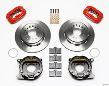 Load image into Gallery viewer, Wilwood Forged Dynalite P/S Park Brake Kit Red 93-97 Camaro/Firebird