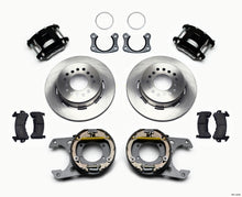 Load image into Gallery viewer, Wilwood D154 P/S Park Brake Kit New Big Ford 2.50in Off Front Mount