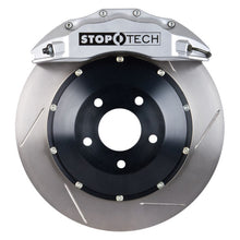 Load image into Gallery viewer, StopTech 08-11 BMW 335i (E90/92) Silver ST-60 Calipers 355x32mm Slotted Rotors Front Big Brake Kit