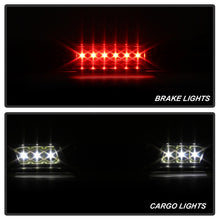 Load image into Gallery viewer, xTune 15-17 Ford F-150 (Not LED Brake/BLIS Tail Compat.)LED 3RD Brake Lght Blk BKL-JH-FF15015-LED-BK