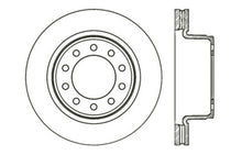 Load image into Gallery viewer, StopTech Sport Cross Drilled Brake Rotor - Front Left