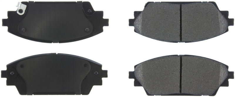 StopTech 14-18 Mazda 3 Street Performance Front Brake Pads