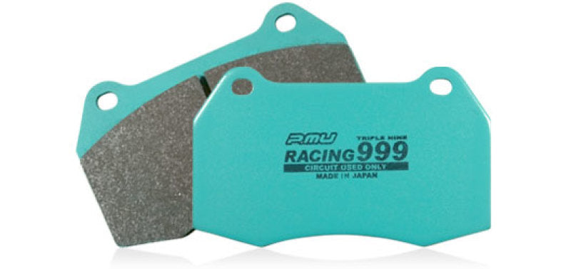 Project Mu Brembo Caliper F40/F50 RACING 999 Front Brake Pads