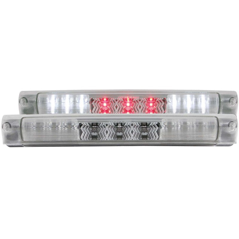 ANZO 1997-2003 Ford F-150 LED 3rd Brake Light Chrome B - Series