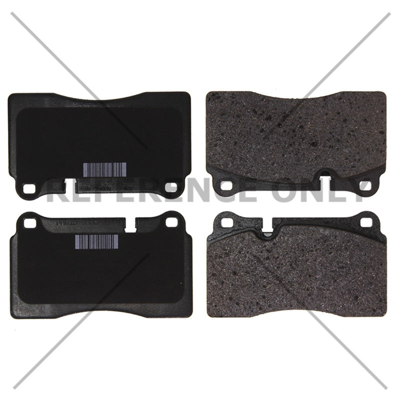 StopTech Performance 14-17 Volkswagen Touareg Front Brake Pads
