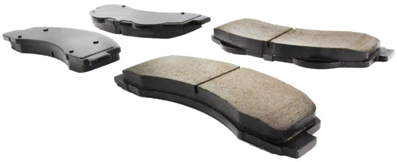 StopTech 10-14 Ford F-150 Street Performance Front Brake Pads