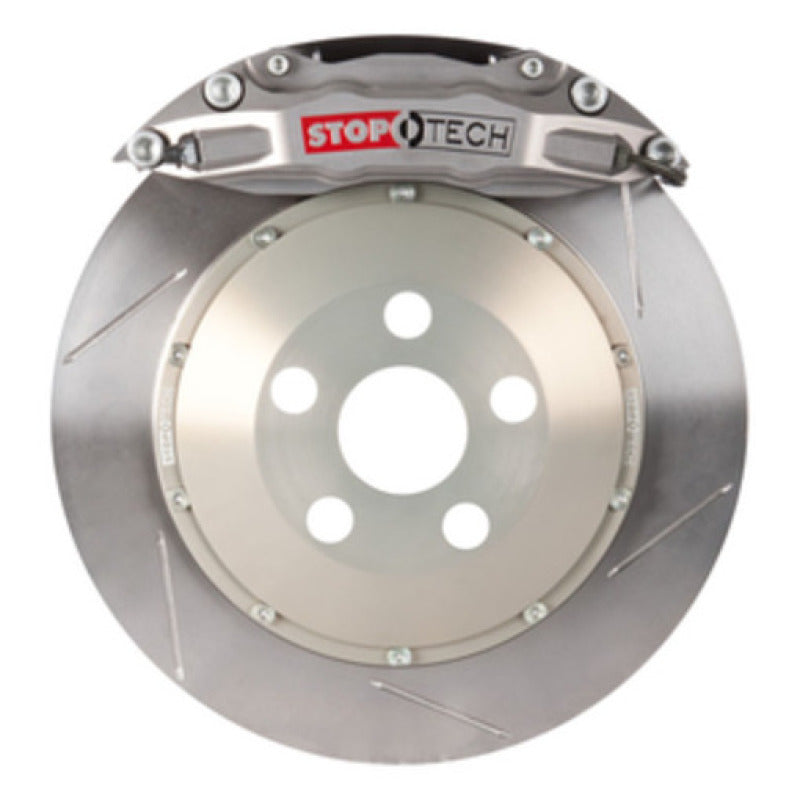 StopTech BBK 05-09 LGT Front 4 Piston 332x32 Trophy Style Big Brake Kit
