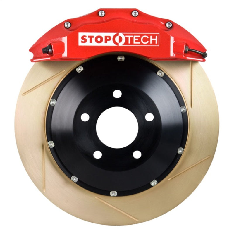 StopTech 07-13 BMW 335i ST-60 Calipers 30x32mm Rotors Front Big Brake Kit