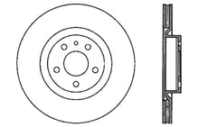 Load image into Gallery viewer, StopTech Drilled Sport Brake Rotor