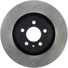 Load image into Gallery viewer, StopTech 15-17 Ford Mustang Slotted Front Right Sport Brake Rotor