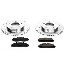 Load image into Gallery viewer, Power Stop 97-03 Ford F-150 Front Z23 Evolution Sport Brake Kit
