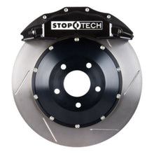 Load image into Gallery viewer, StopTech 16-17 Audi A5 ST-60 Calipers 355x32mm Slotted Rotors Front Big Brake Kit