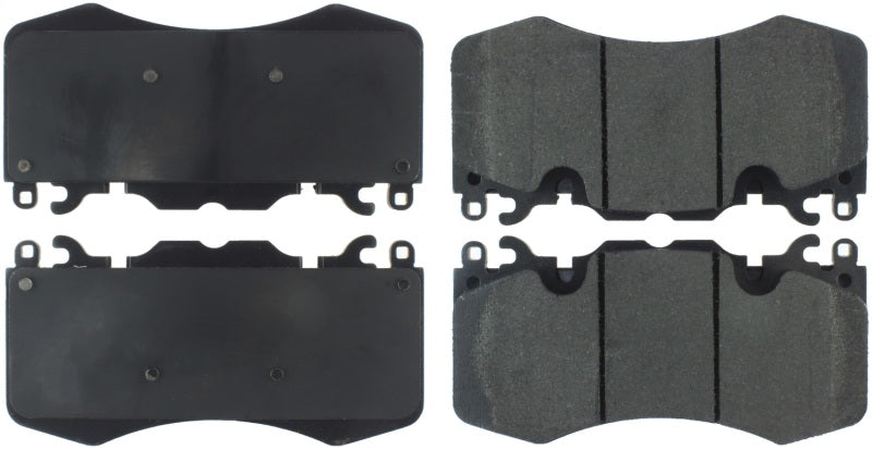 StopTech 12-17 Land Rover Range Rover Street Select Front Brake Pads