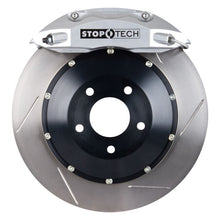 Load image into Gallery viewer, StopTech 06-09 Honda S2000 2.2L ST-40 Silver Calipers 355x32mm Slotted Rotors Front Big Brake Kit