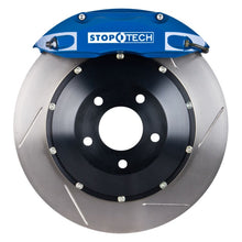 Load image into Gallery viewer, StopTech 00-05 Honda S2000 ST-40 Blue Calipers 355x32mm Slotted Rotors Front Big Brake Kit