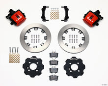 Load image into Gallery viewer, Wilwood Combination Parking Brake Rear Kit 11.75in Red Mini Cooper