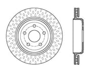 Load image into Gallery viewer, StopTech 12-15 Jeep Cherokee SRT8 Sport Slotted & Drilled Rear Driver Side Brake Rotor