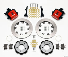 Load image into Gallery viewer, Wilwood Combination Parking Brake Rear Kit 12.19in Red 2006-Up Civic / CRZ