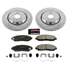 Load image into Gallery viewer, Power Stop 14-16 Acura MDX Front Z23 Evolution Sport Brake Kit
