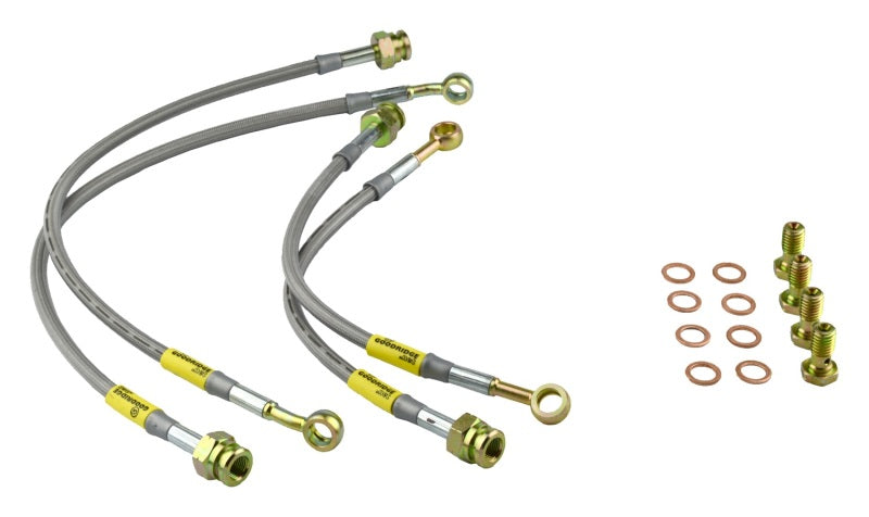 Goodridge 98-05 Pontiac Grand Prix Brake Lines
