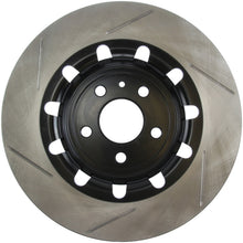 Load image into Gallery viewer, StopTech 17 Ford Flex/ 17 Ford Explorer w/ Heavy Duty Brakes Front Left Slotted Rotor
