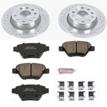 Load image into Gallery viewer, Power Stop 10-12 Audi A3 Rear Z23 Evolution Sport Brake Kit