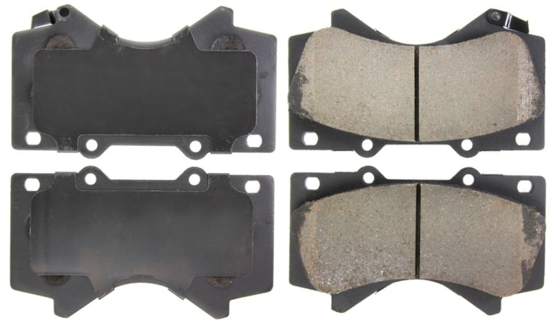 StopTech 07-17 Toyota Tundra Street Performance Front Brake Pads