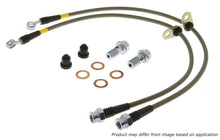 Load image into Gallery viewer, StopTech Stainless Steel Rear Brake lines for Mazda 6