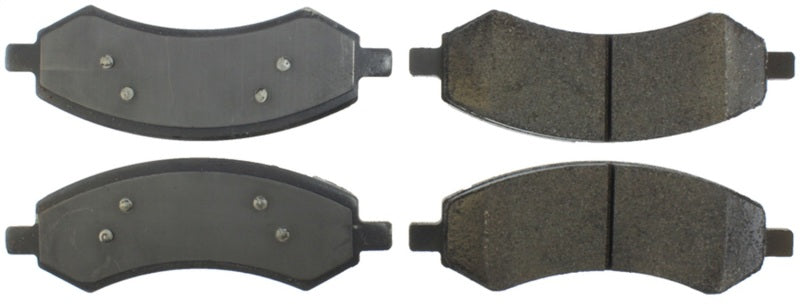 StopTech 06-17 Dodge Ram 1500 Street Performance Front Brake Pads