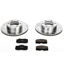 Load image into Gallery viewer, Power Stop 95-02 Toyota 4Runner Front Z23 Evolution Sport Brake Kit