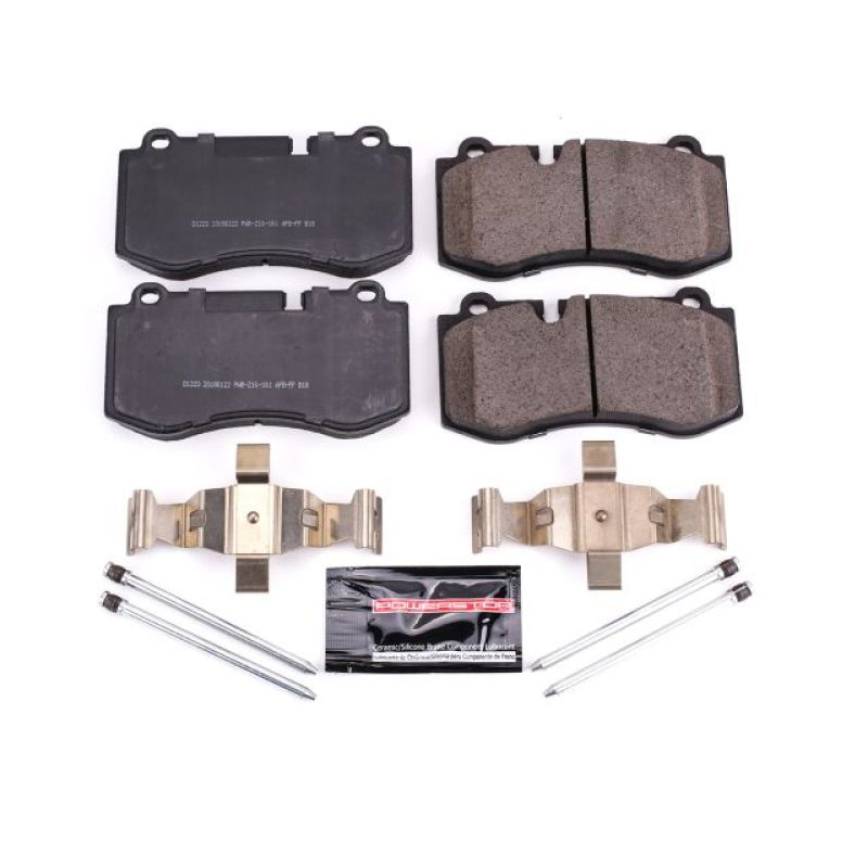 Power Stop 07-14 Mercedes-Benz CL550 Front Z23 Evolution Sport Brake Pads w/Hardware