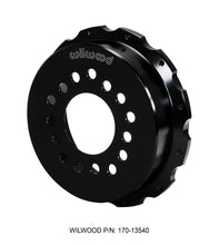 Load image into Gallery viewer, Wilwood Hat-Park Brake 1.95in Offset - Aluminum Multi-5 Lug - 12 on 8.75in