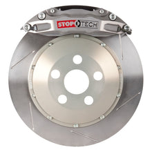 Load image into Gallery viewer, StopTech 13-15 Acura ILX ST-40 Anodized Calipers 328x28mm Slotted Rotors Front Trophy Big Brake Kit