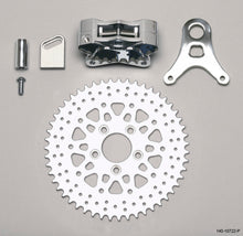 Load image into Gallery viewer, Wilwood Brake Kit GP310 L/H Sprocket Rear Polish 48 Tooth